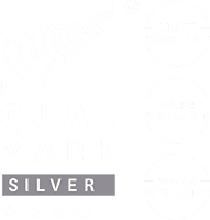 Qualmark 3 Star Silver Sustainable Tourism Business Award Logo